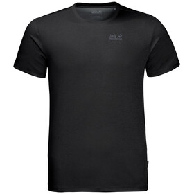 Jack Wolfskin Sky Range T-Shirt Men black